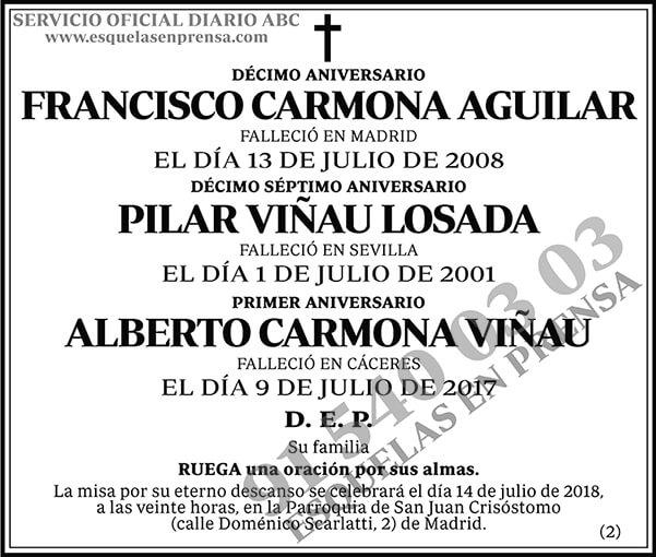 Francisco Carmona Aguilar